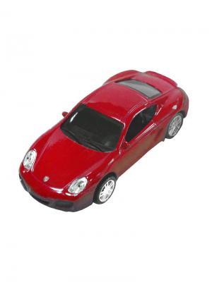 Машинка Porsche Cayman S, Красная (1:43) (PS-0616405-R) Pit Stop. Цвет: красный
