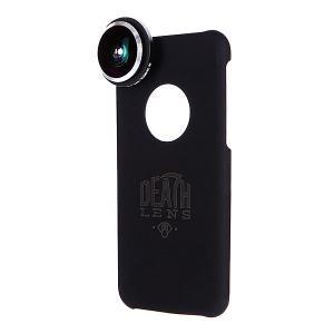Чехол для iPhone  6 Fisheye Lens Box Grey Death. Цвет: черный