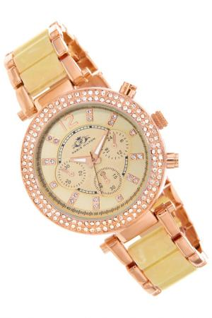 Watches Paris Hilton. Цвет: rose gold and beige