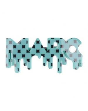 Аксессуар для волос MARC BY JACOBS. Цвет: светло-зеленый