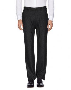 Повседневные брюки TIGER OF SWEDEN. Цвет: свинцово-серый