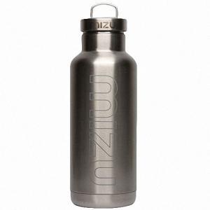 Термобутылка Для Воды MIZU. Цвет: stainless w gray print
