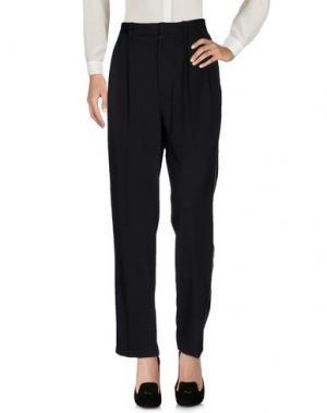 Повседневные брюки THE KOOPLES. Цвет: черный