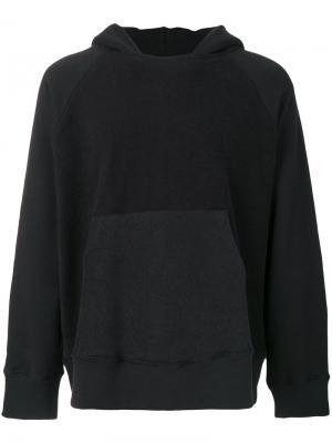 Толстовка с карманом спереди Mr. Completely. Цвет: чёрный