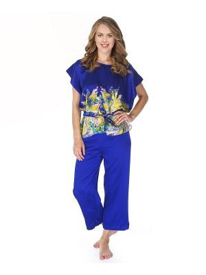 Домашний костюм Can Nong. Цвет: синий