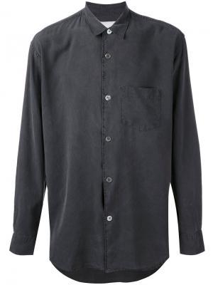 Рубашка Intial Our Legacy. Цвет: серый