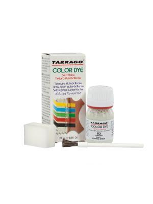Краситель COLOR DYE, стекло TDC01, 25мл. (053 ЯИЧНАЯ СКОРЛУПА) Tarrago. Цвет: молочный