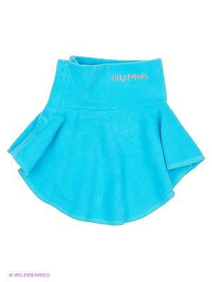 Детская манишка HUPPA. Цвет: голубой