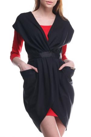 Туника Majaly. Цвет: черный