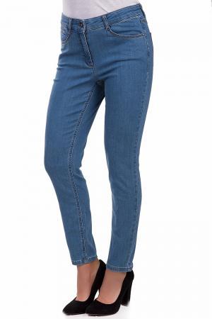 Классические джинсы Basler. Цвет: сиреневый