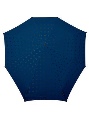 Зонт-автомат senz  iconic reflection. Цвет: синий