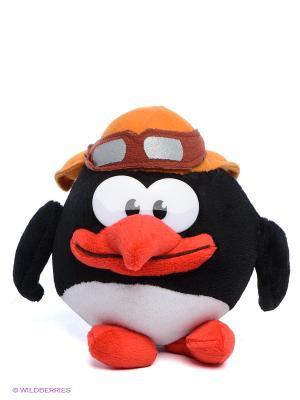 Мягкая игрушка Пин Мульти-пульти. Цвет: черный, красный
