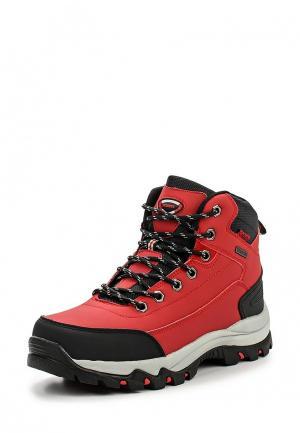 Ботинки трекинговые Strobbs. Цвет: красный