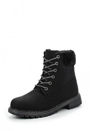 Ботинки Damerose. Цвет: черный