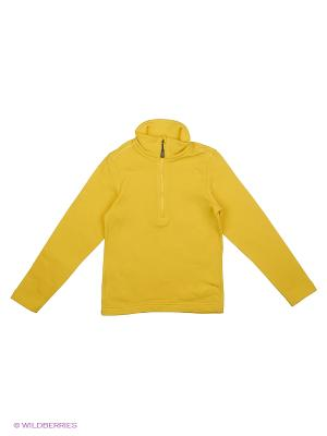 Джемпер CMP. Цвет: желтый