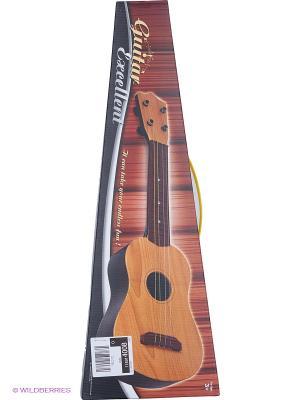Гитара Музыкант VELD-CO. Цвет: коричневый, черный