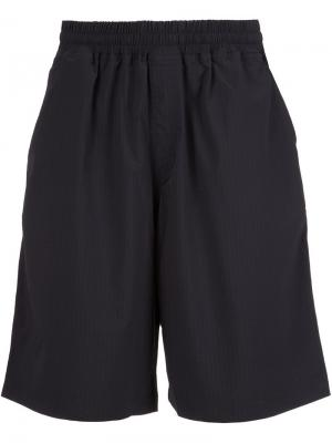 Спортивные шорты Brandblack. Цвет: чёрный