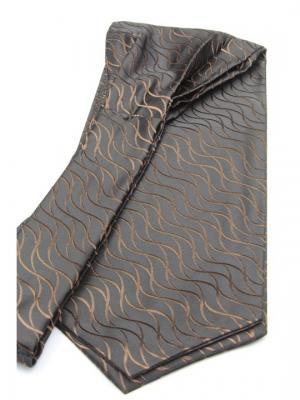 Шейный Платок Fayzoff-SA. Цвет: коричневый