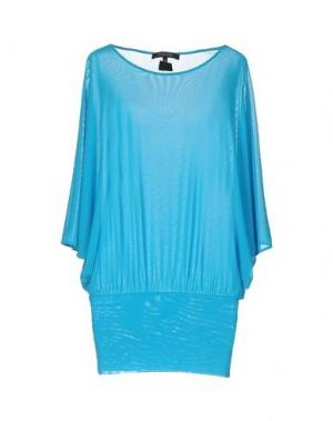 Блузка FISICO. Цвет: лазурный