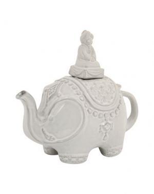 Для чая и кофе JONATHAN ADLER. Цвет: белый