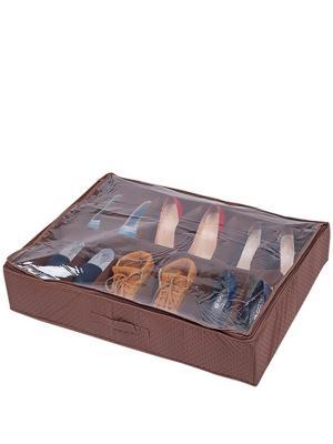 Органайзеры для хранения DEEPOT. Цвет: коричневый