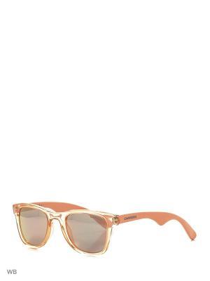 Солнцезащитные очки CARRERA 6000 QQB. Цвет: персиковый