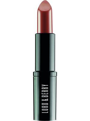 Экстраординарная матовая помада Vogue, оттенок 7611 Smarten Nude Lord&Berry. Цвет: бежевый