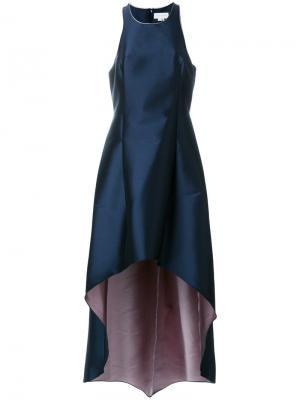 Платье Eugenia Sachin & Babi. Цвет: синий