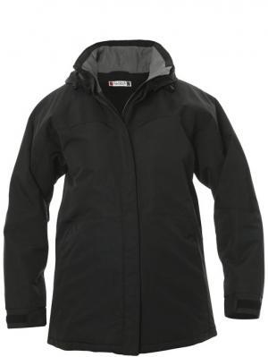 Куртка Clique. Цвет: черный