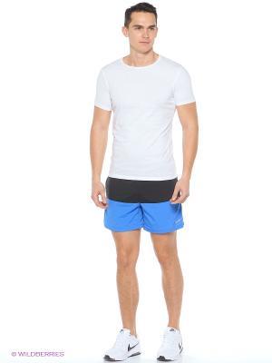Шорты 5 DISTANCE SHORT (SP15) Nike. Цвет: черный