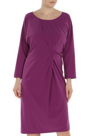 Платье Chiara DEste D'Este. Цвет: фиолетовый