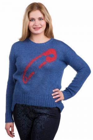 Пуловер Tuzzi. Цвет: красный