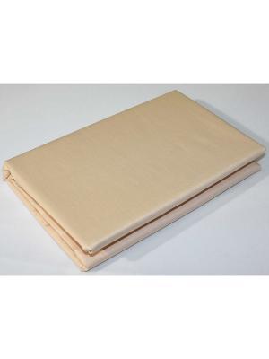 Простыня  2-сп., 215*200 BegAl. Цвет: персиковый