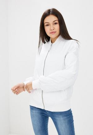 Куртка утепленная Converse. Цвет: разноцветный