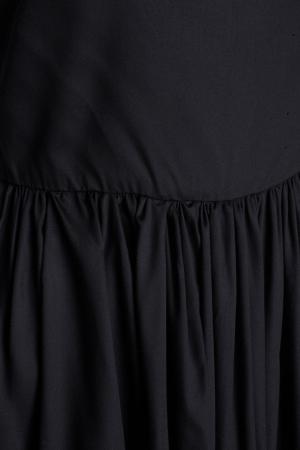Однотонное платье Inshade. Цвет: черный