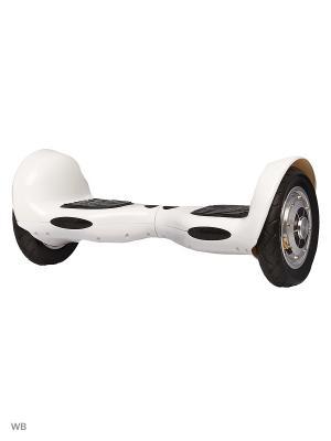 Оригинальный гироскутер CarWalk Offroad. Размер колеса 10 дюймов.. Цвет: белый