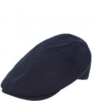 Синяя кепка из шерсти Goorin Bros.. Цвет: синий