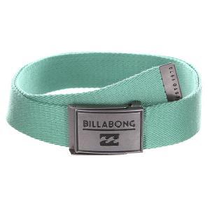 Ремень  Sergeant Belt Jade Billabong. Цвет: зеленый