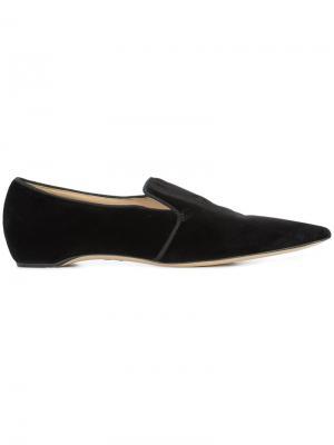Maude loafers Paul Andrew. Цвет: чёрный