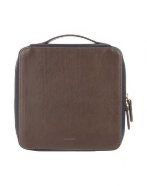 Beauty case MISMO. Цвет: темно-коричневый