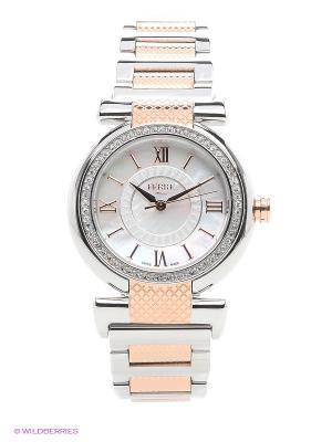 Часы Ferre Milano. Цвет: серый, розовый