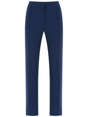Tailored trousers Olympiah. Цвет: синий