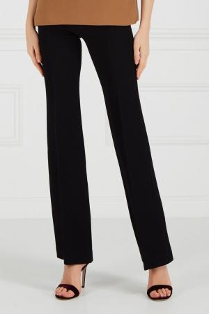 Прямые брюки со стрелками Chapurin. Цвет: черный