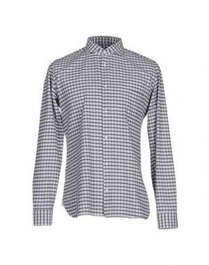 Pубашка GIAMPAOLO. Цвет: серый