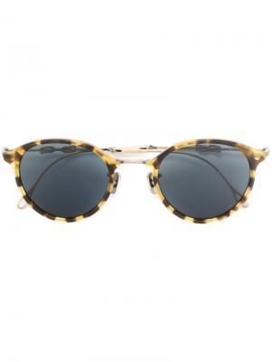 Солнцезащитные очки EV801 Eyevan7285. Цвет: металлический