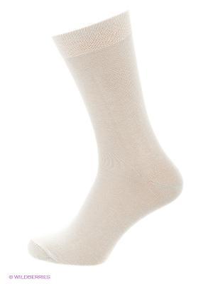 Носки, комплект 5 пар Uomo Fiero. Цвет: серый