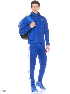 Ветровка Core-Run Jkt Puma. Цвет: синий