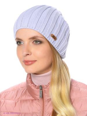 Шапка Trend. Цвет: серо-голубой