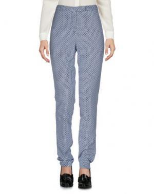 Повседневные брюки NICE THINGS by PALOMA S.. Цвет: синий