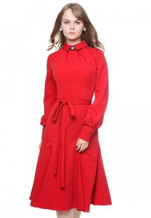 Платье Marichuell. Цвет: красный
